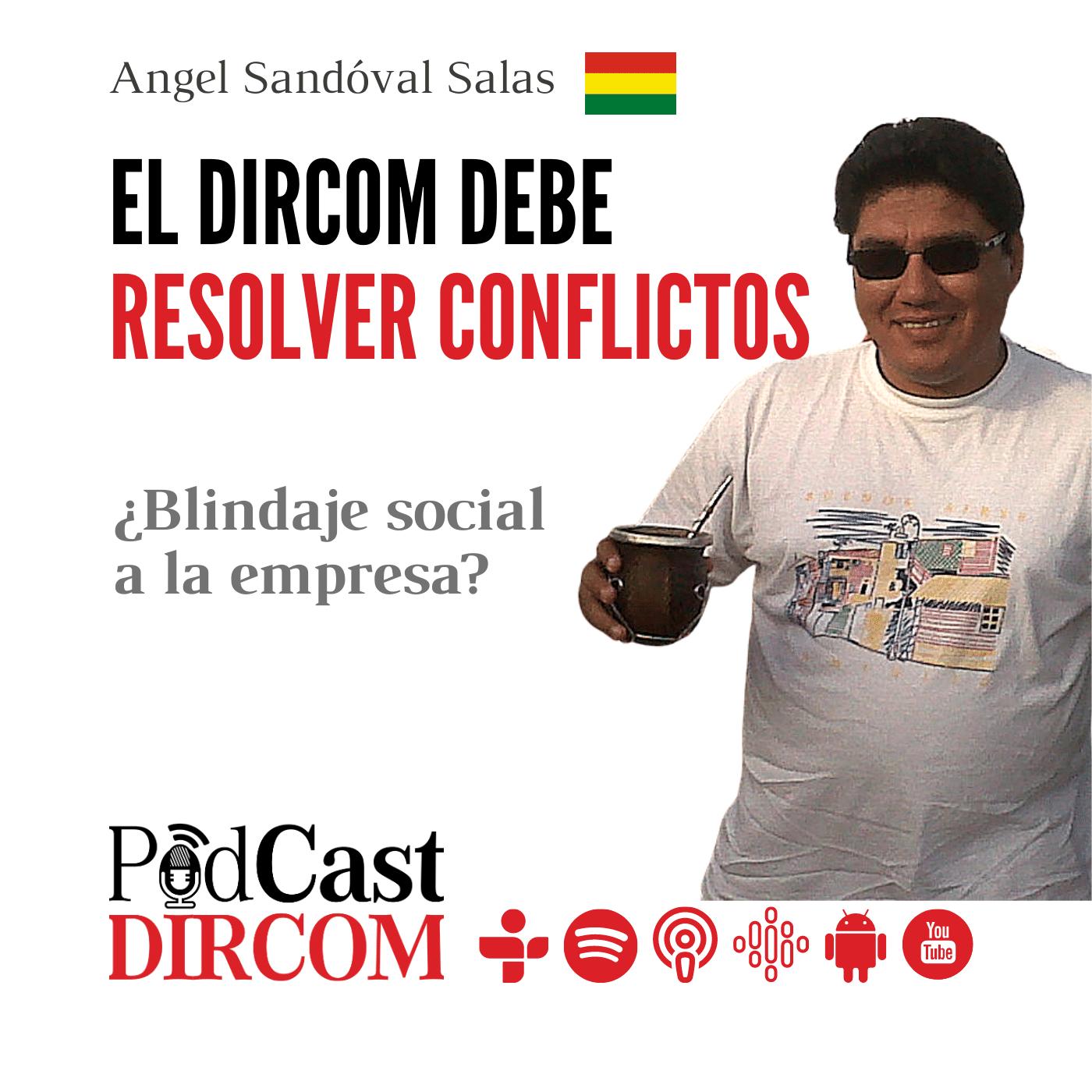 El dircom debe resolver conflictos