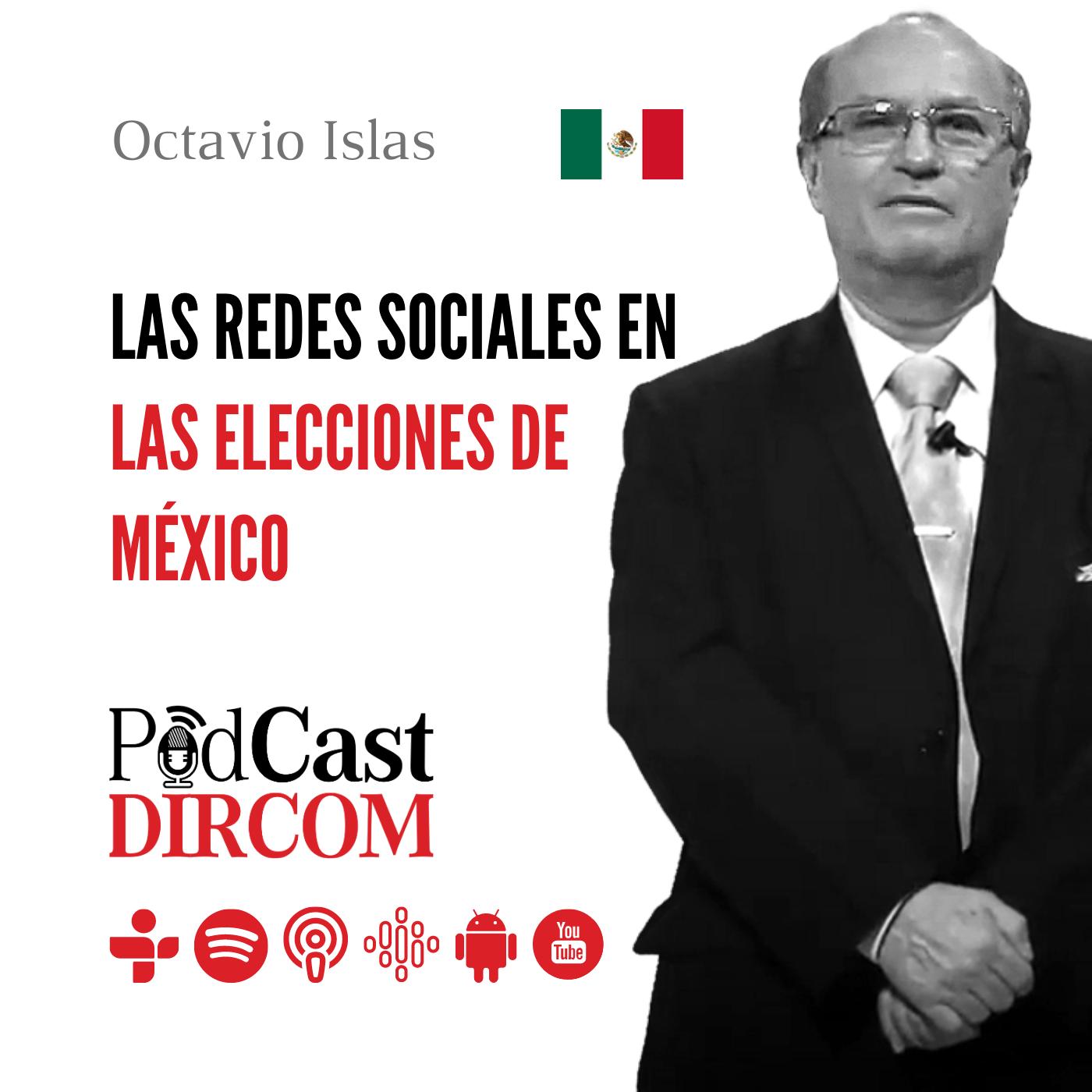 Las redes sociales en las elecciones de México