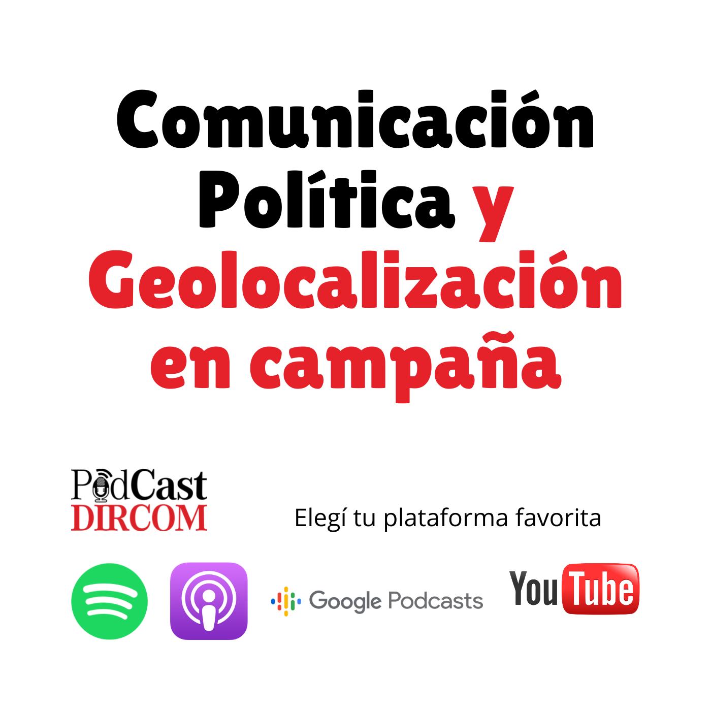 Comunicación Política y Geolocalización en campaña