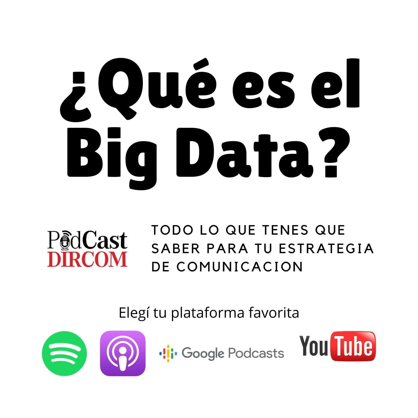 Que es Big Data en las empresas