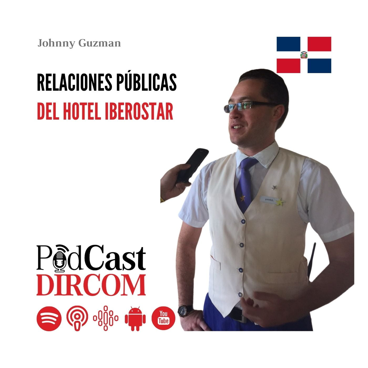 Relaciones Públicas del Hotel Iberostar