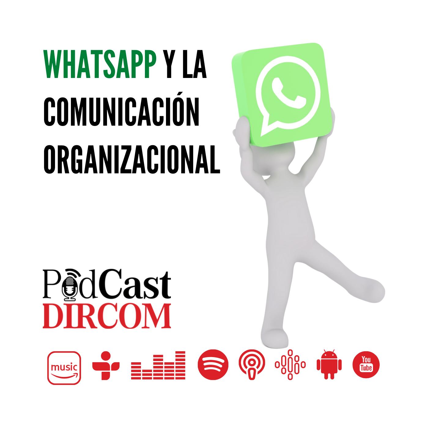WhatsApp y la Comunicación Organizacional