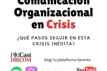Comunicación Organizacional en Crisis Covid-19