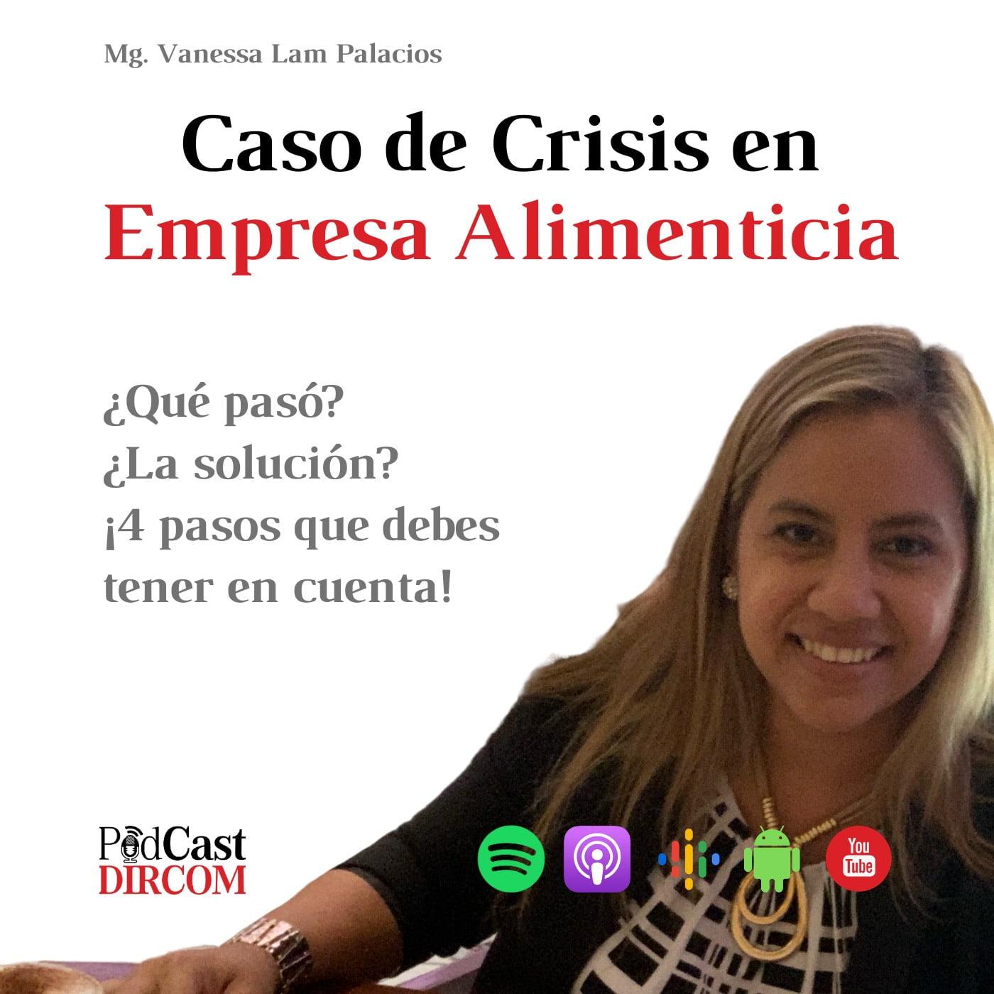 Caso de Crisis Empresa Alim Ecuador