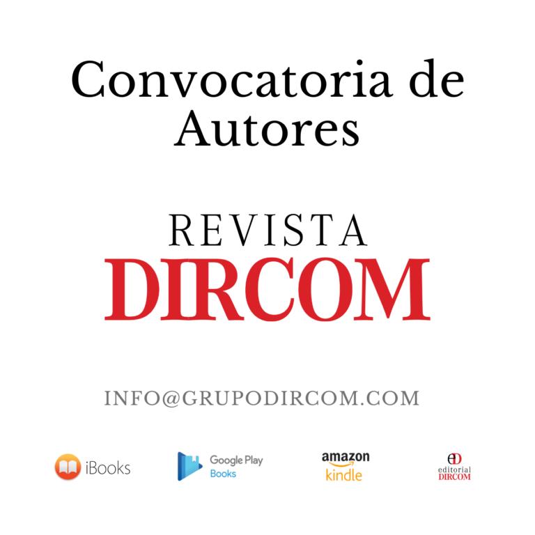 Convocatoria Revista DIRCOM