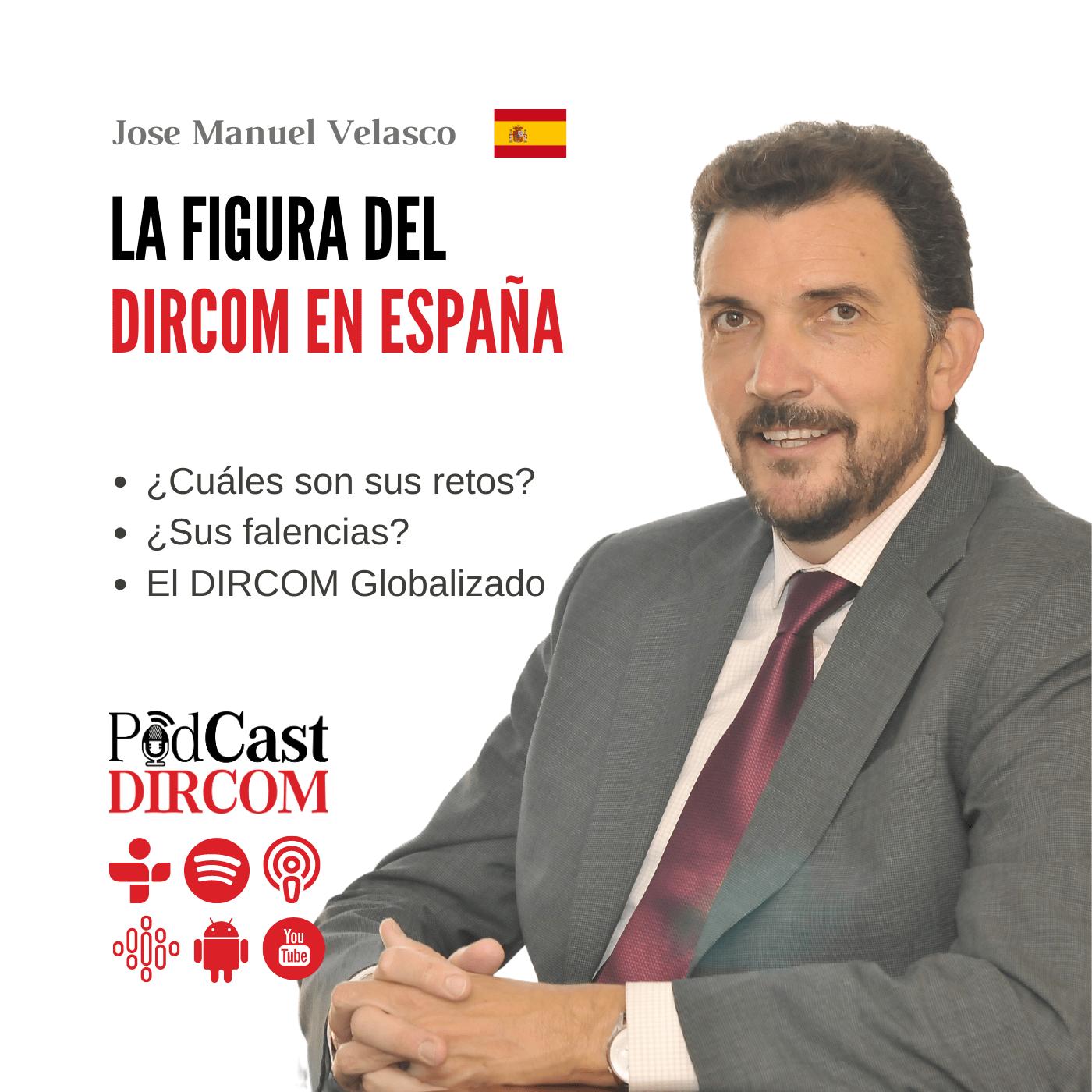 La figura del DirCom en España