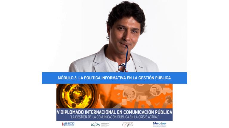 Diplomado Internacional en Comunicación Pública