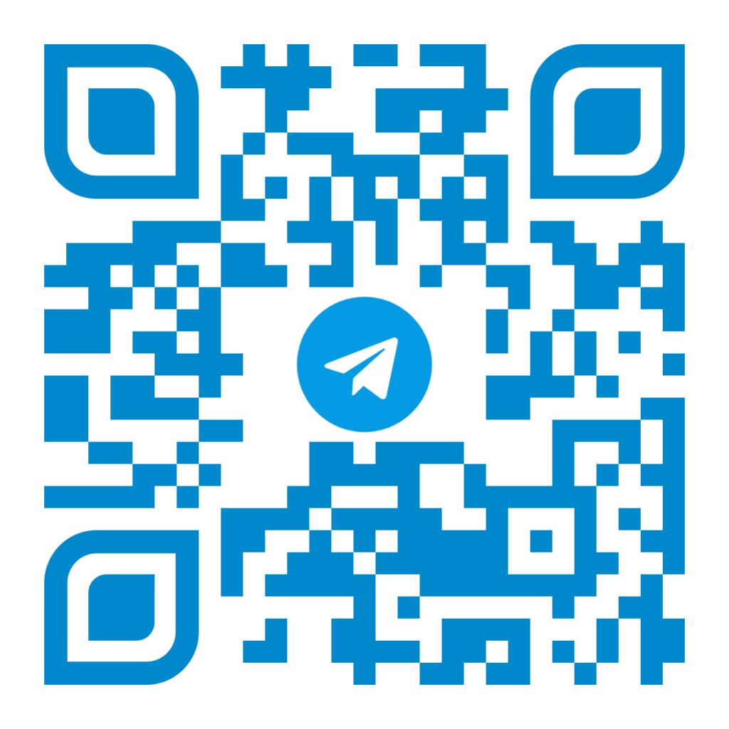 QR Canal de Telegram